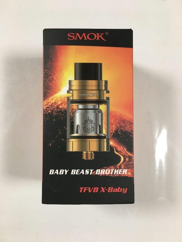SMOK TFV8 X-Baby 箱
