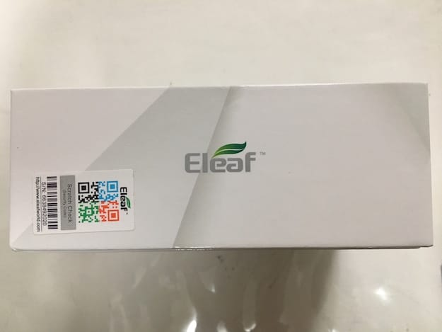 Eleaf-iStick-Pico 側面